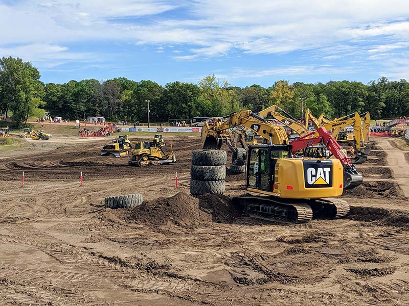 Day of the Dozers Raises $55,000 for Kids